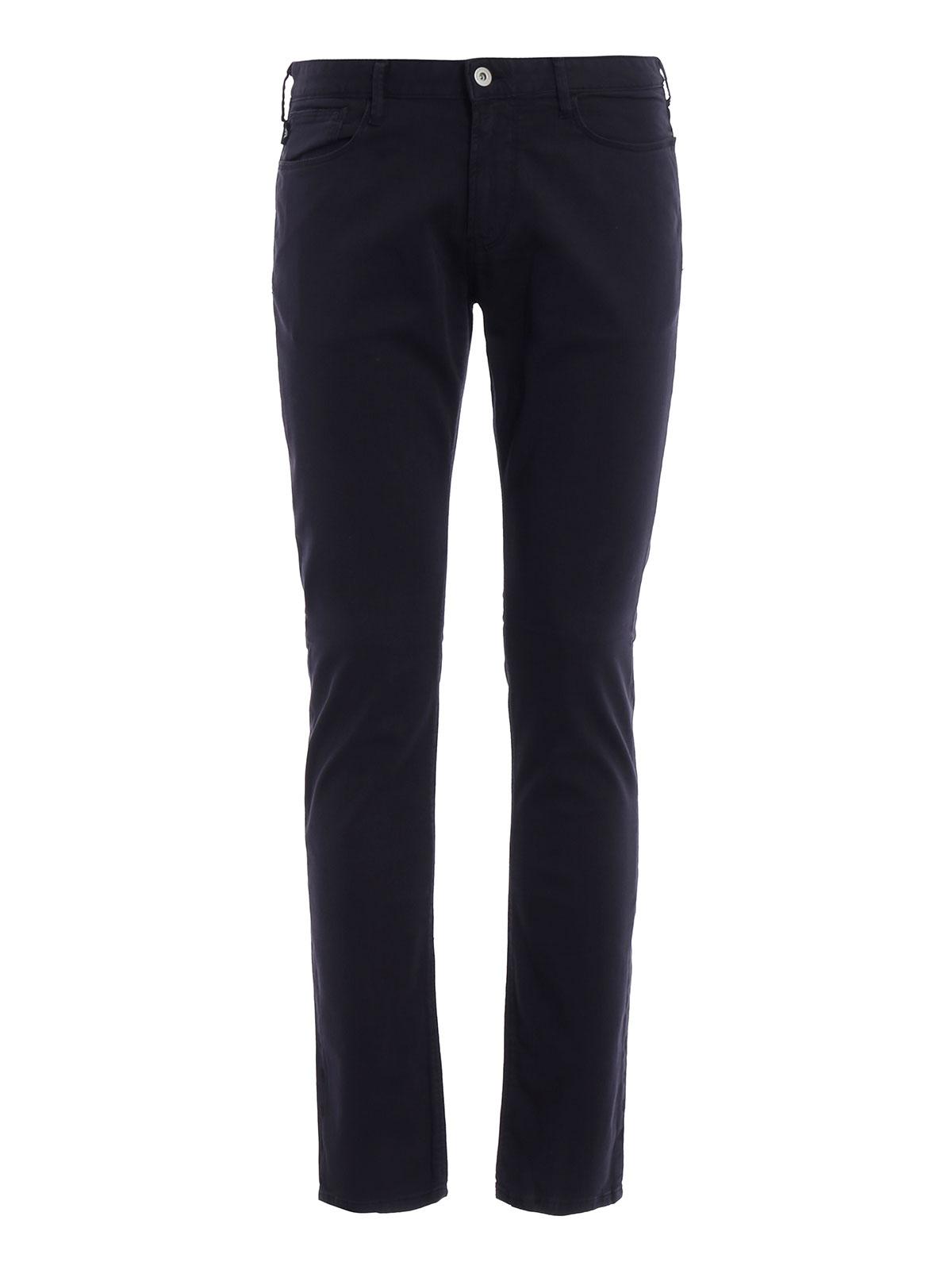 Picture of EMPORIO ARMANI | Men's Slim Fit Jeans