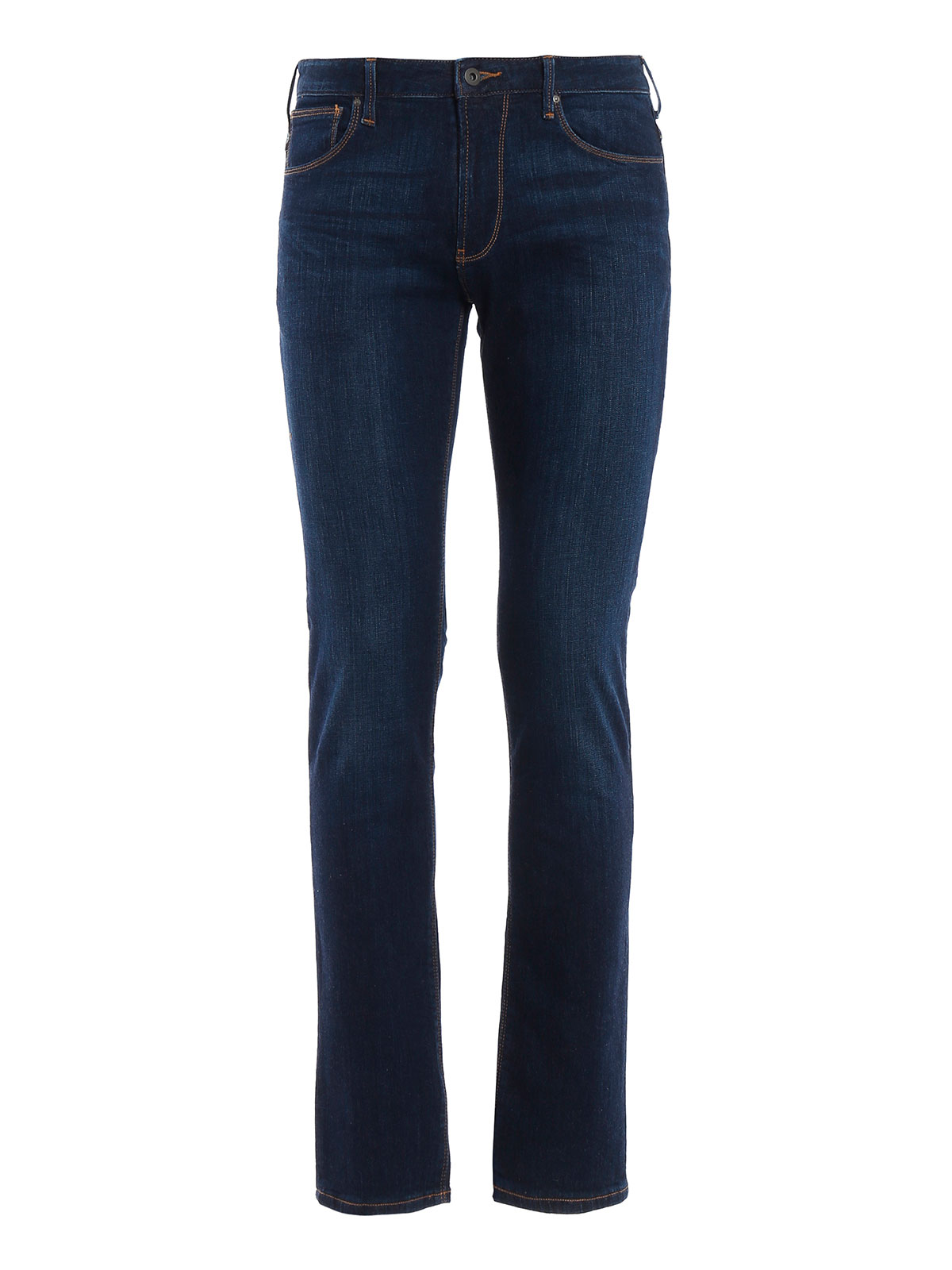 Picture of EMPORIO ARMANI | Men's Stretch 5 Pockets Jeans