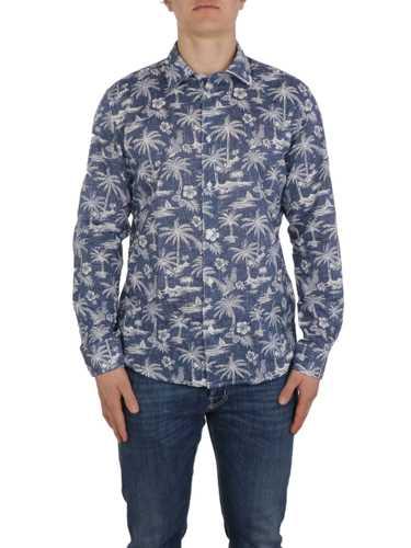 Immagine di ALTEA | Camicia Uomo Floreale in Cotone