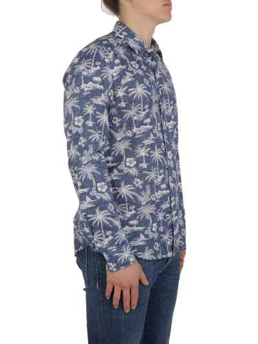 Picture of ALTEA | Men's Cotton Floral Shirt