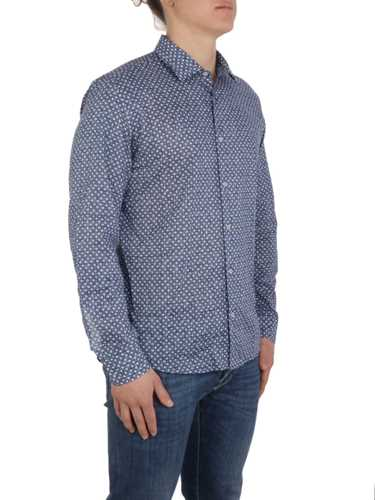 Picture of ALTEA | Men's Cotton Micropattern Shirt