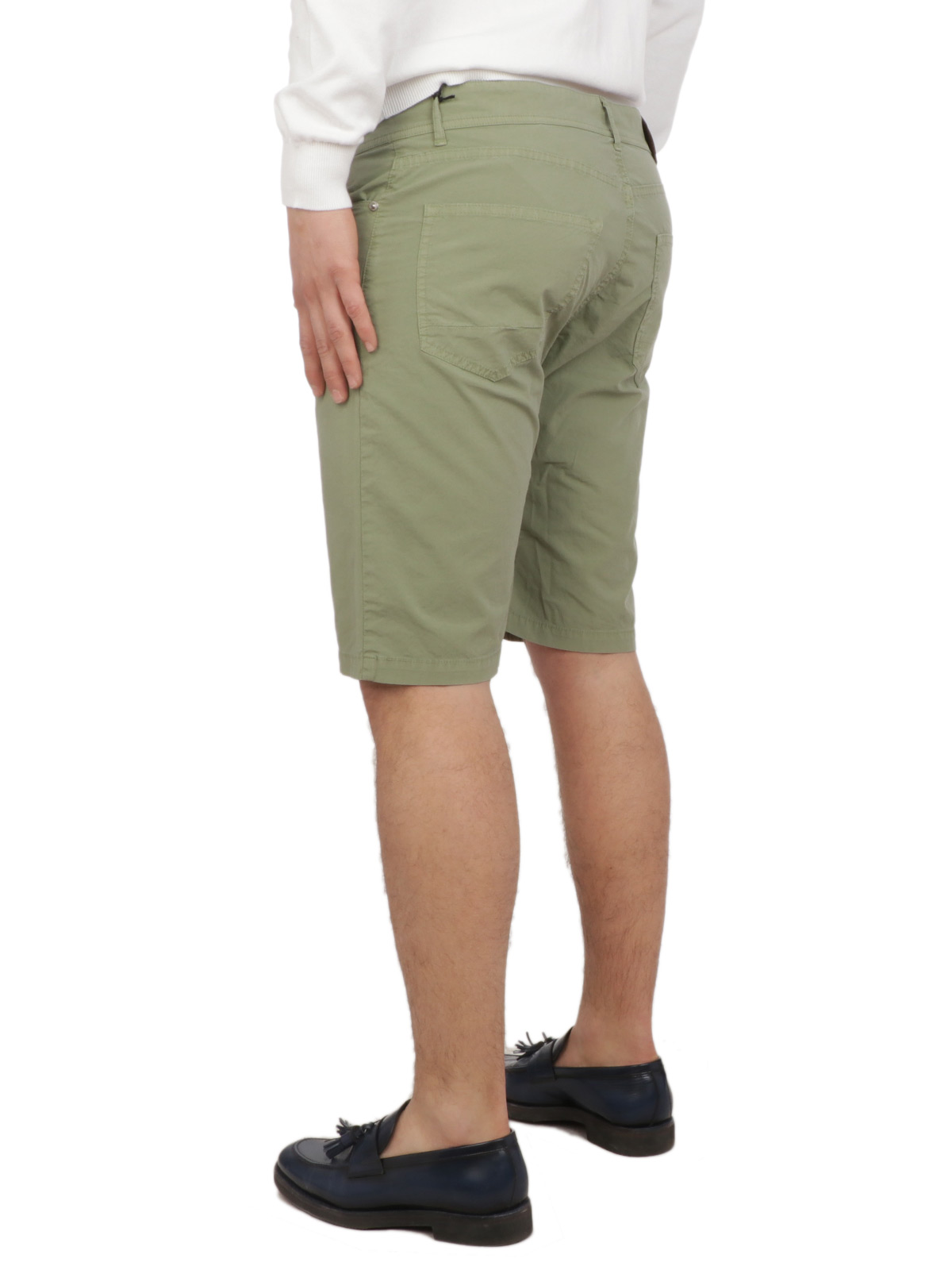 Picture of BROOKSFIELD | Men's Cotton Bermuda Shorts