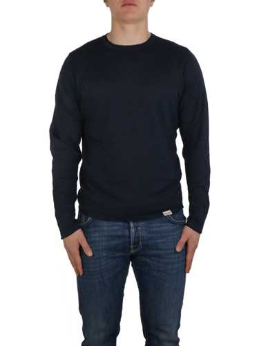 Picture of BROOKSFIELD | Men's Linen Crewneck Jersey