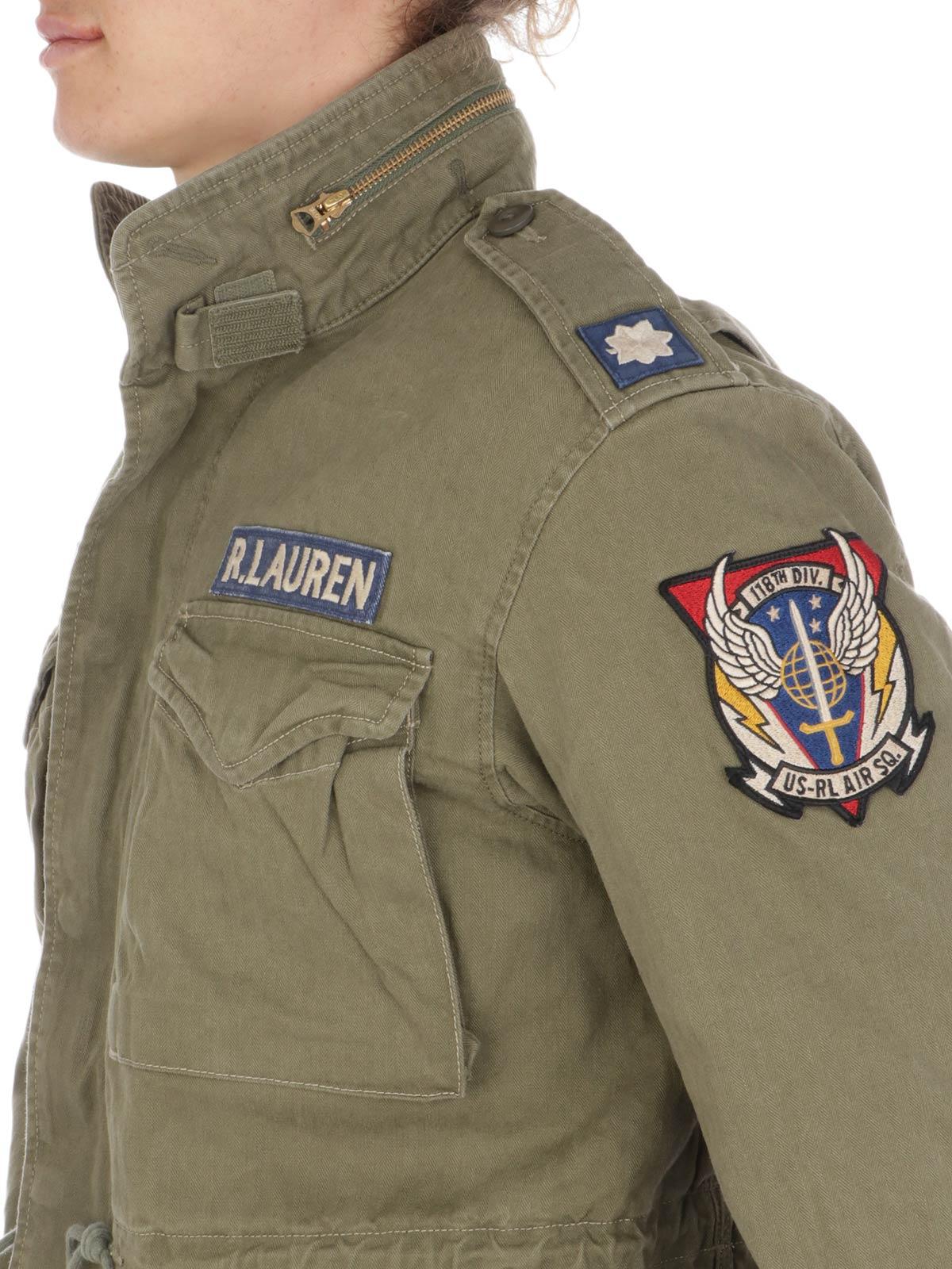 Immagine di POLO RALPH LAUREN | Giacca Uomo Combat Field Jacket