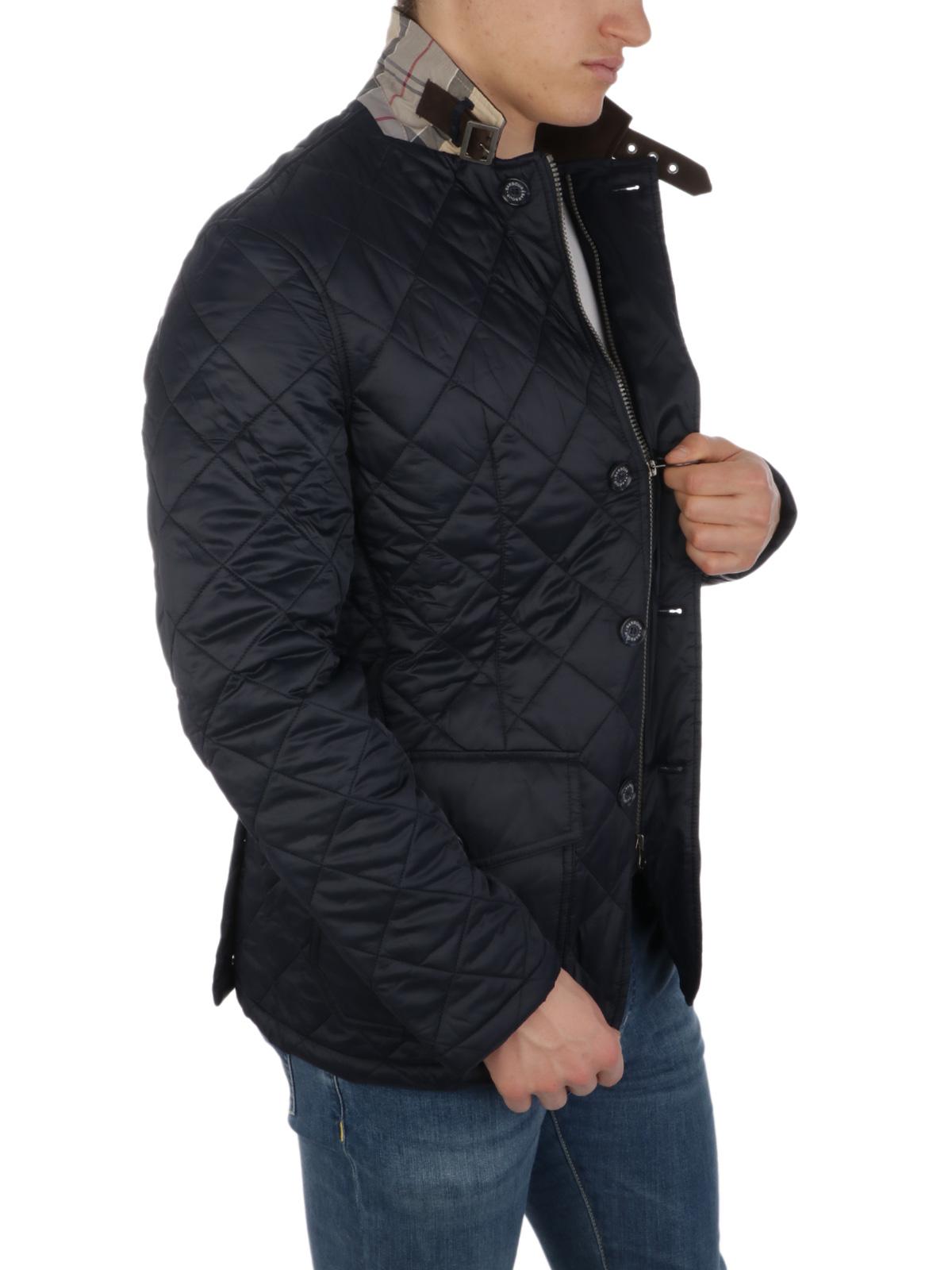 Picture of BARBOUR | Men's Quilted Sander Jacket