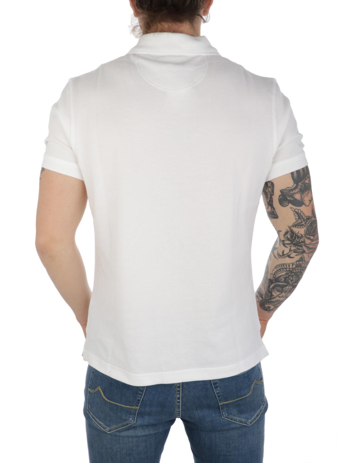 Picture of BARBOUR   Men's Piquè Polo Shirt