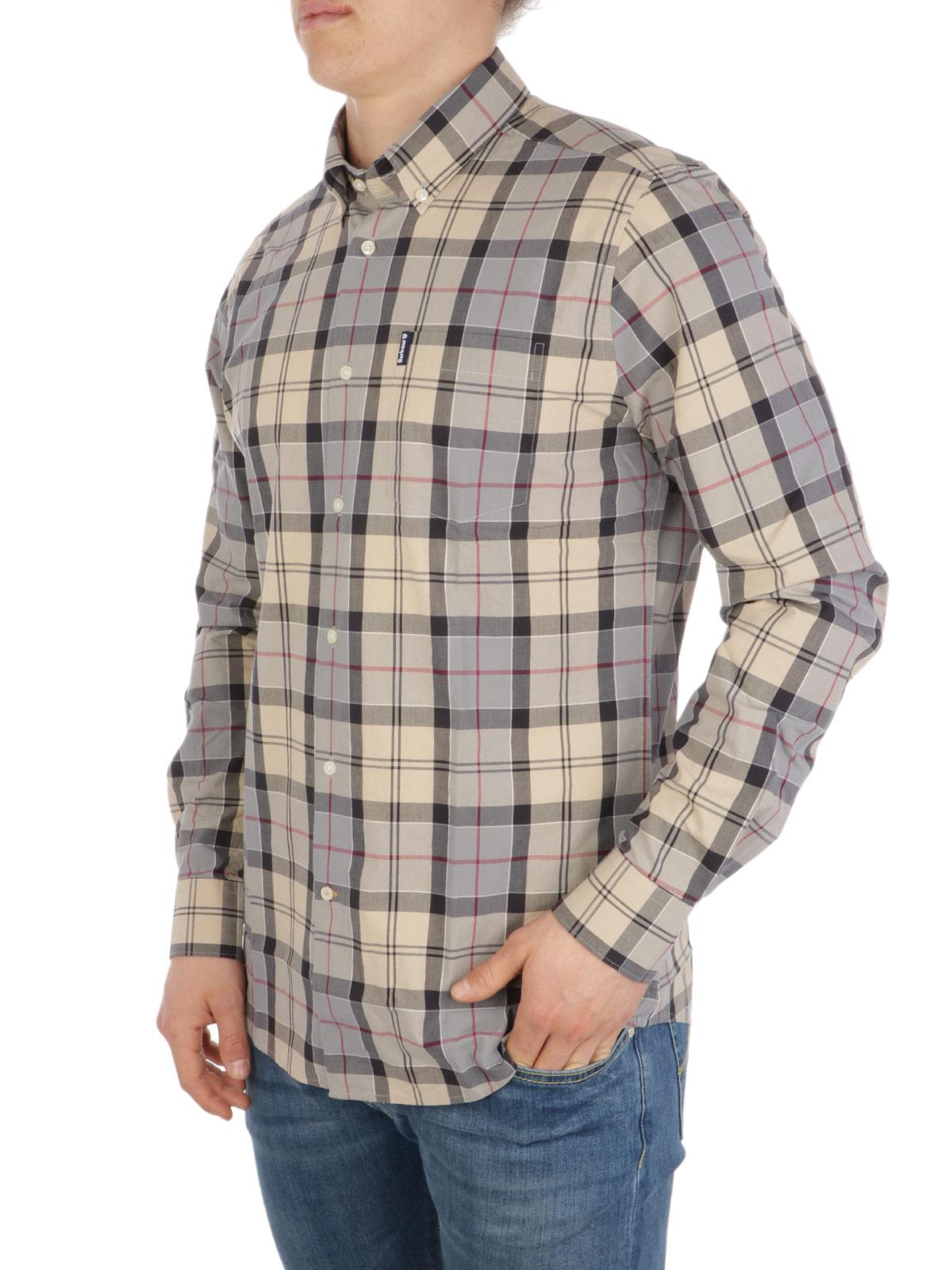 Immagine di BARBOUR   Camicia Uomo Tartan in Cotone