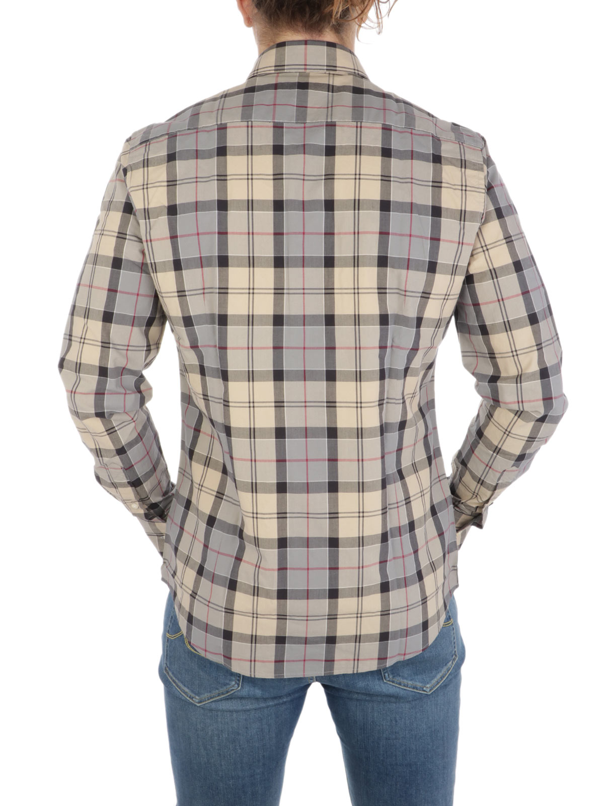 Picture of BARBOUR | Men's Tartan Tailored Shirt