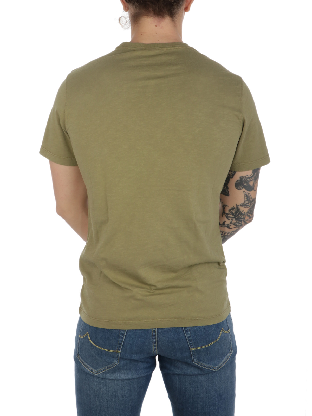 Picture of BARBOUR | Men's Understeer Tee