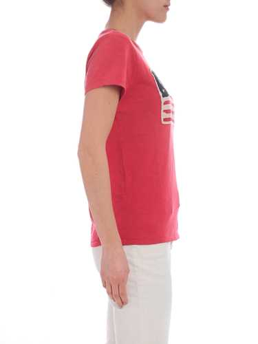 Immagine di POLO RALPH LAUREN | T-shirt Donna American Flag
