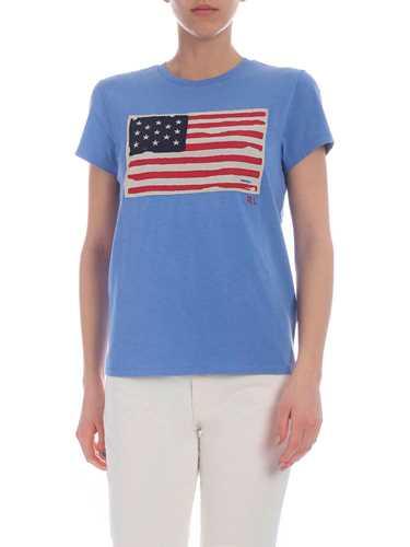 Immagine di POLO RALPH LAUREN | T-shirt Donna American Flag