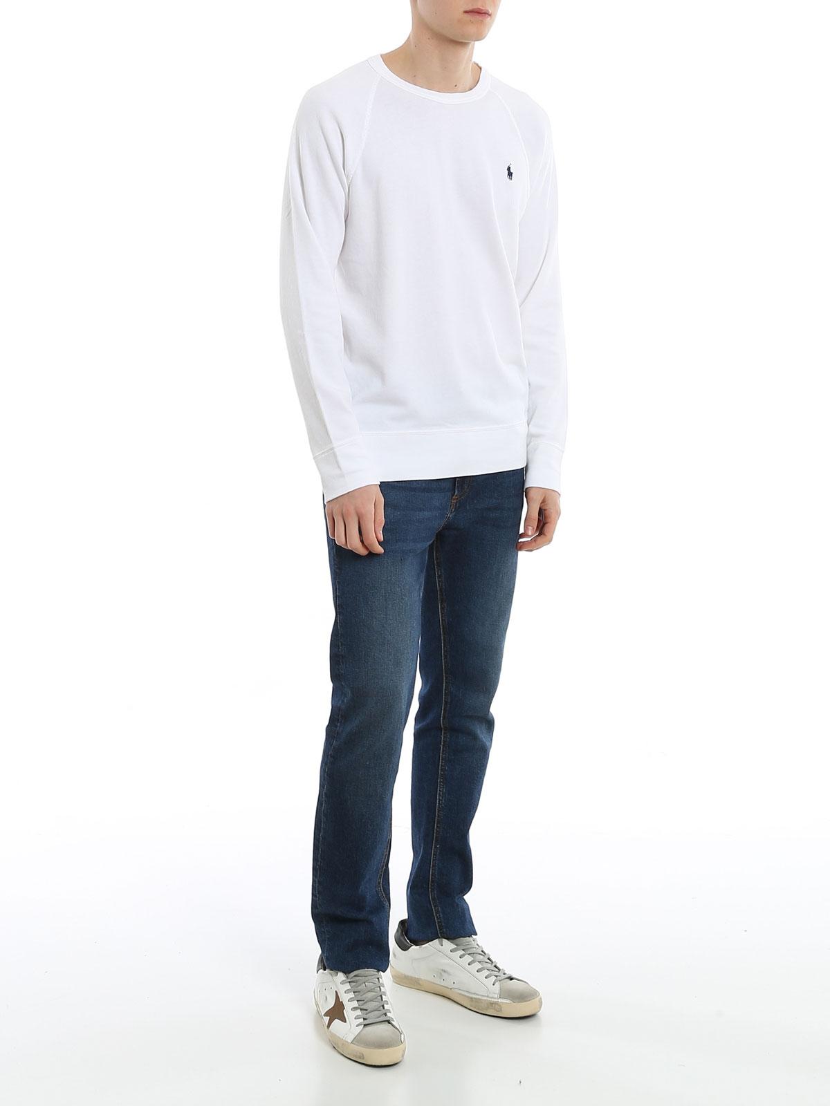Picture of POLO RALPH LAUREN | Men's Cotton Sweatshirt