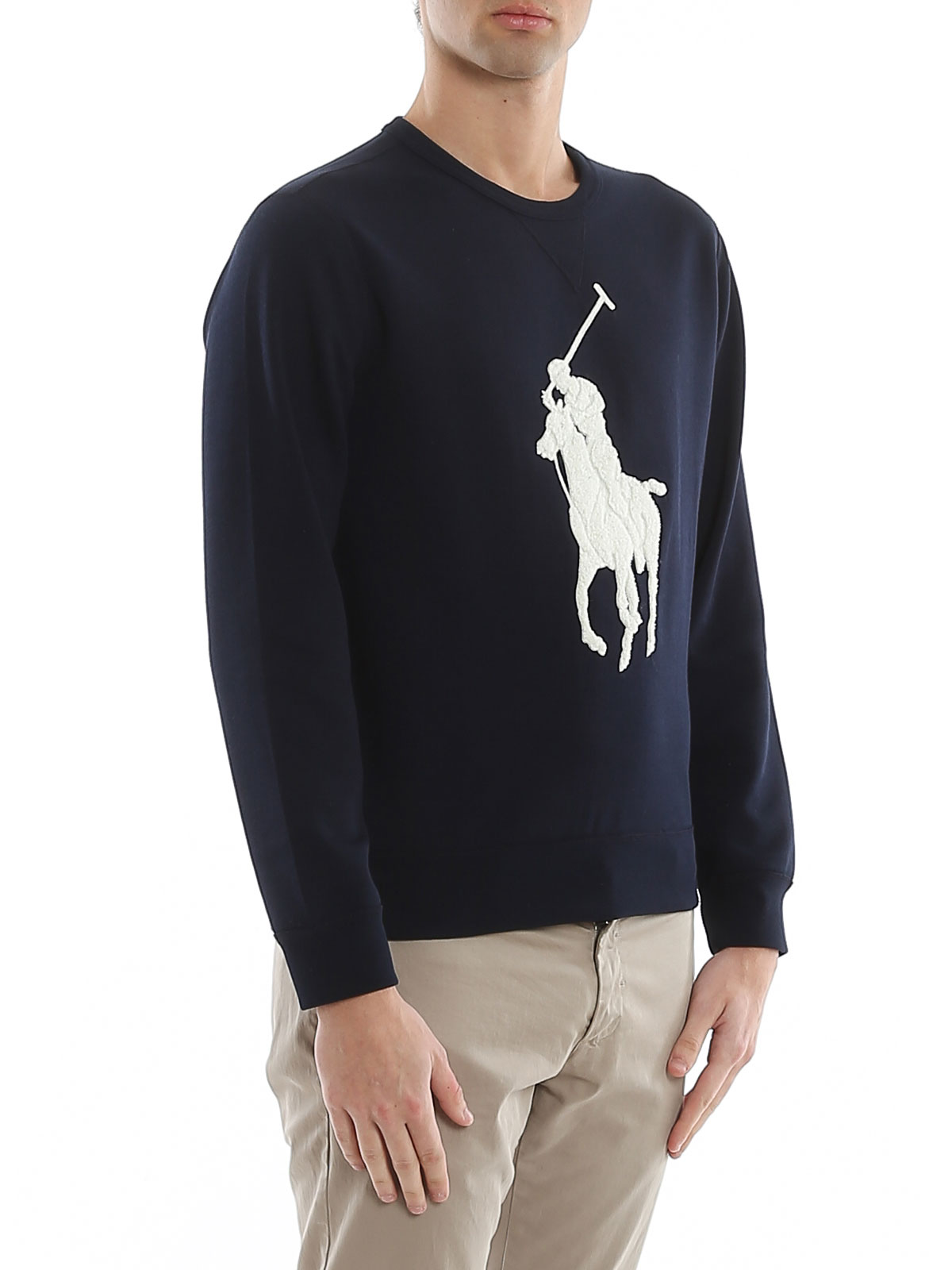 Picture of POLO RALPH LAUREN | Men's Big Pony Sweatshirt