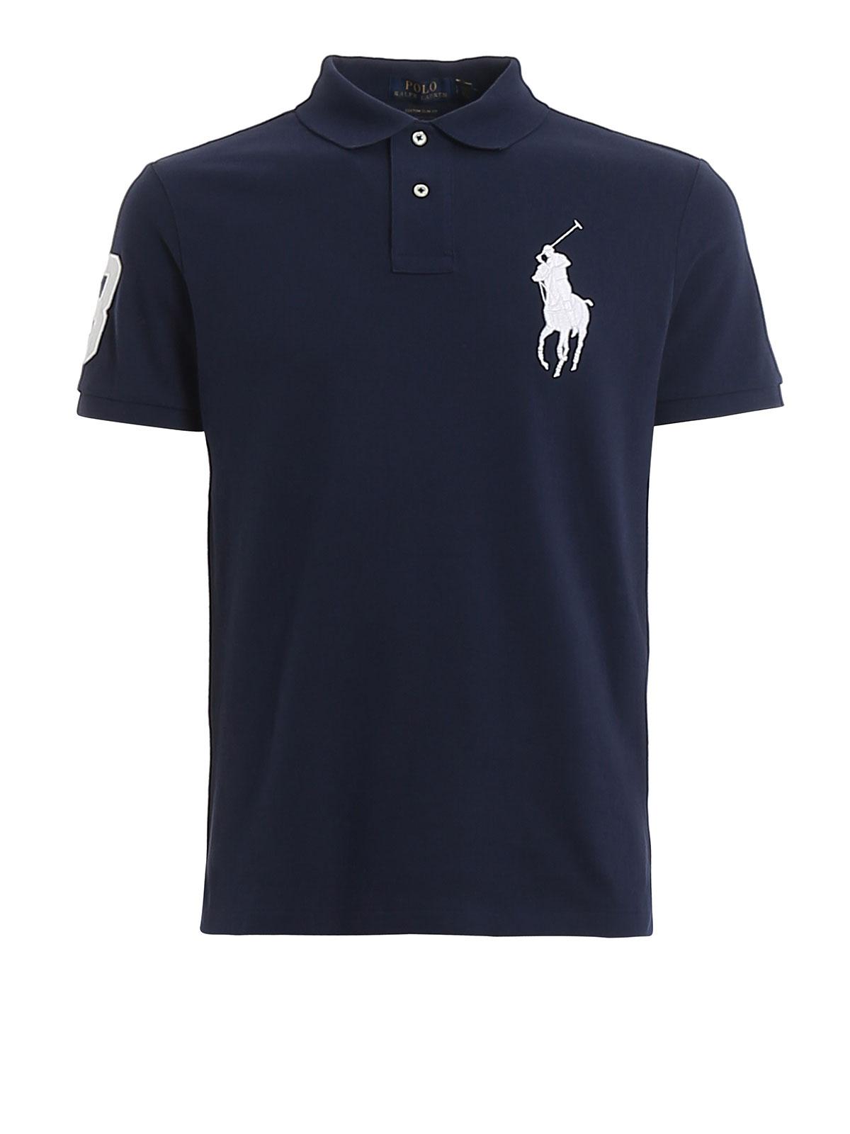 POLO RALPH LAUREN   Men's Big Pony Polo Shirt