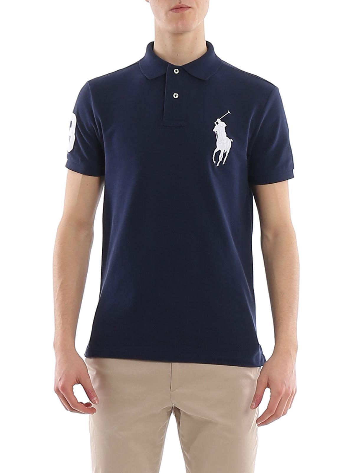 Picture of POLO RALPH LAUREN   Men's Big Pony Polo Shirt
