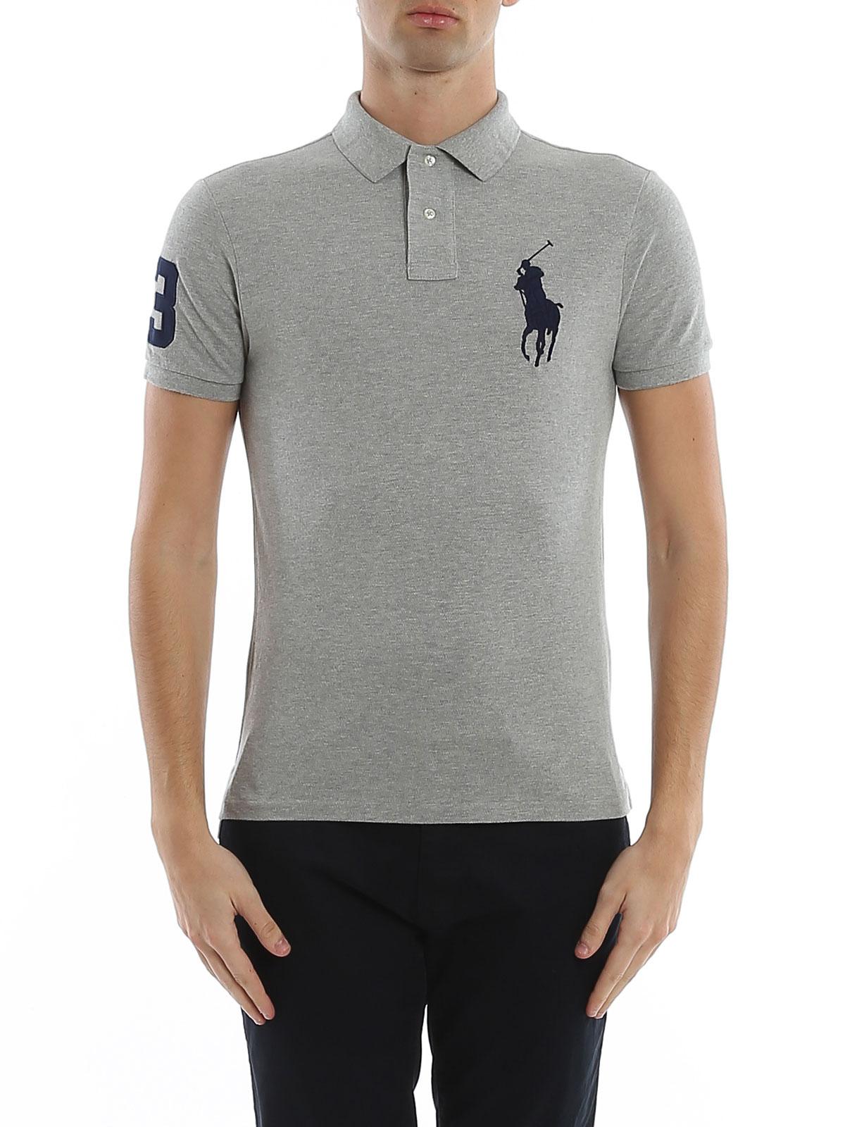 Picture of POLO RALPH LAUREN | Men's Big Pony Polo Shirt