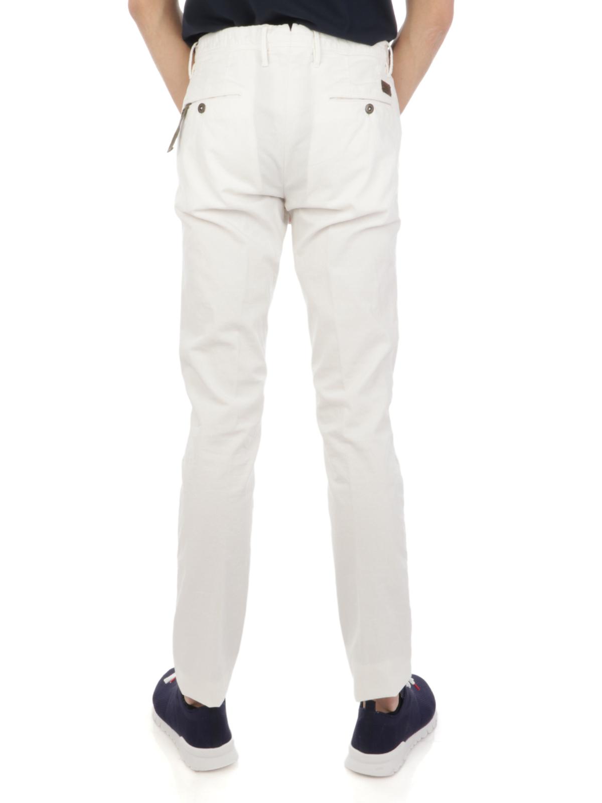 Immagine di INCOTEX | Pantaloni Chino Uomo Slacks