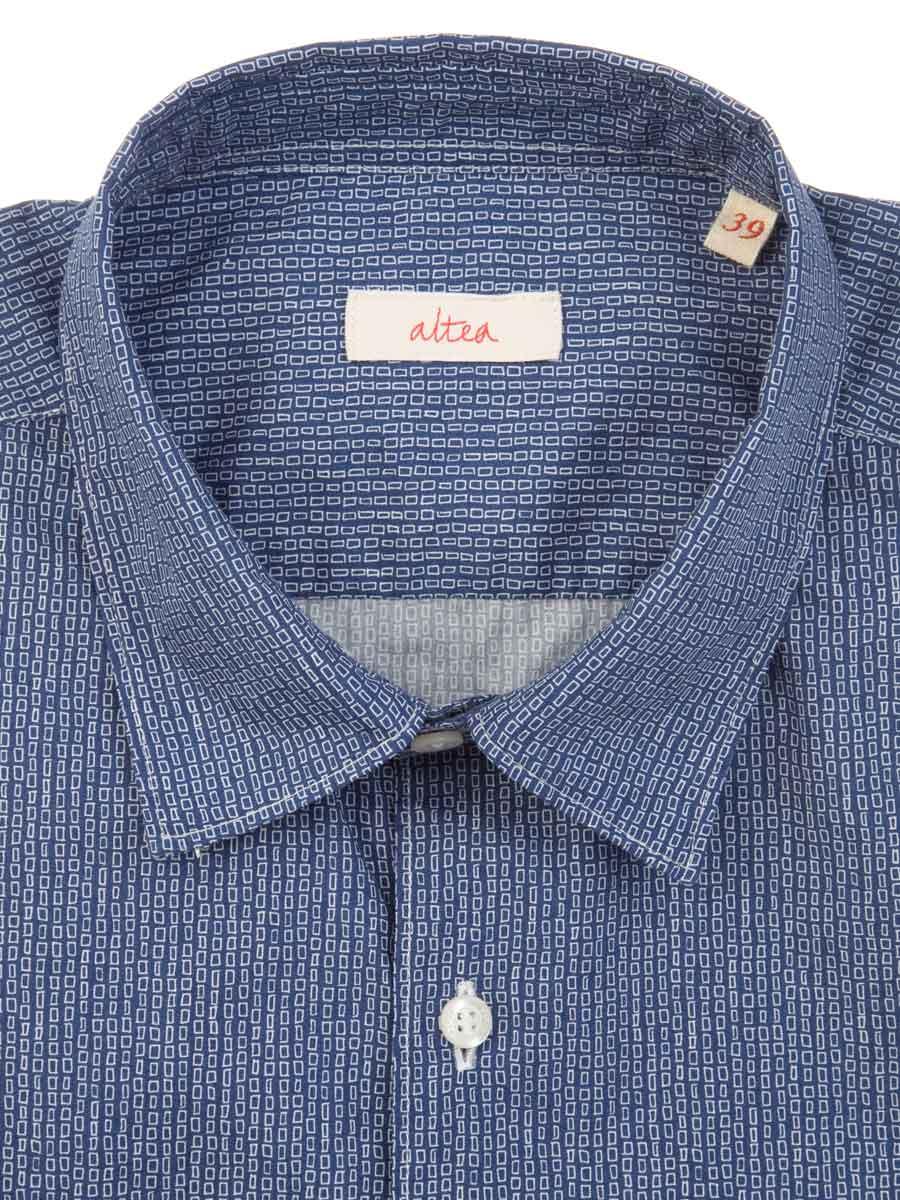Immagine di ALTEA | Camicia Microfantasia in Cotone