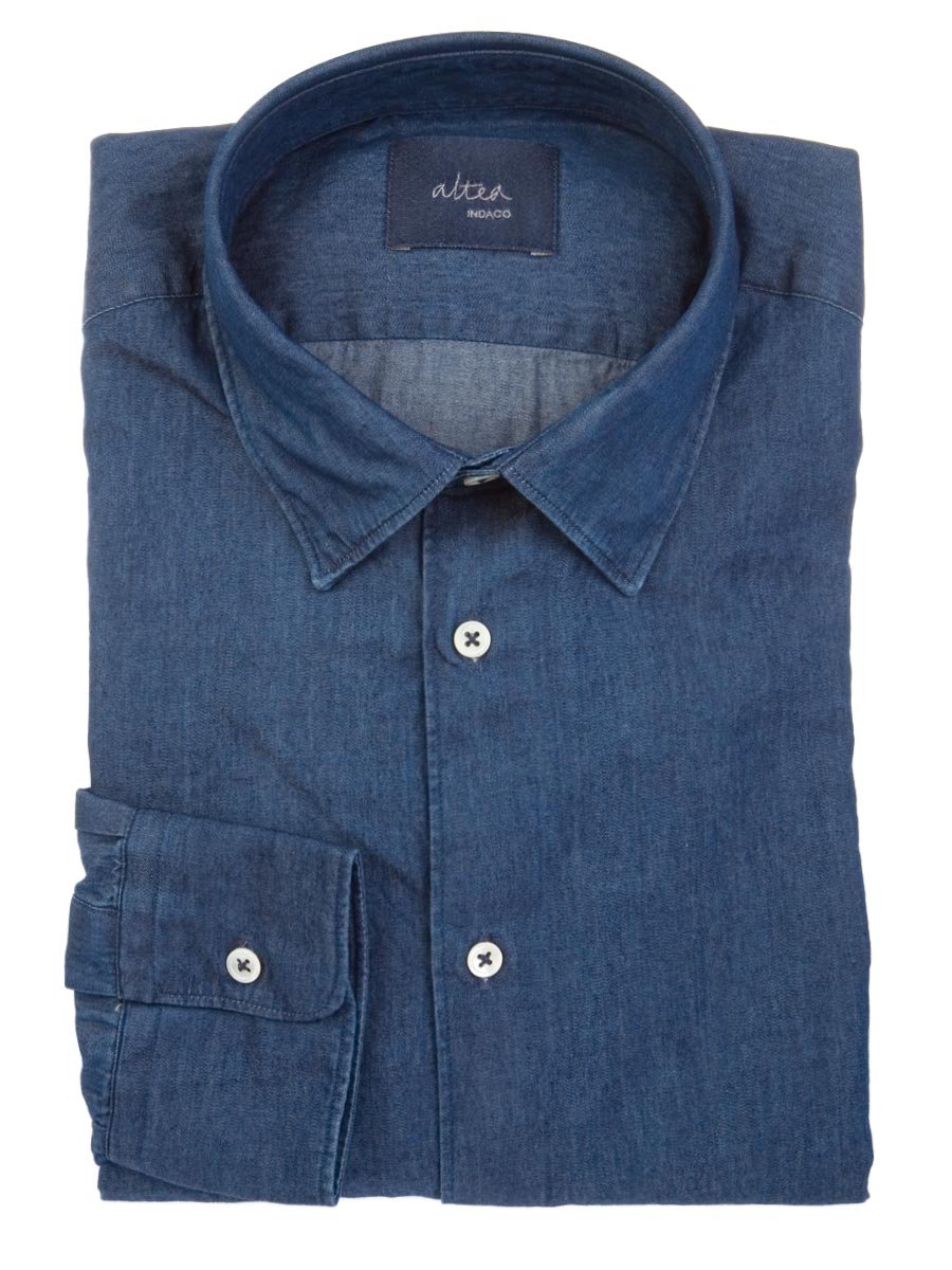 Picture of ALTEA | Denim Shirt