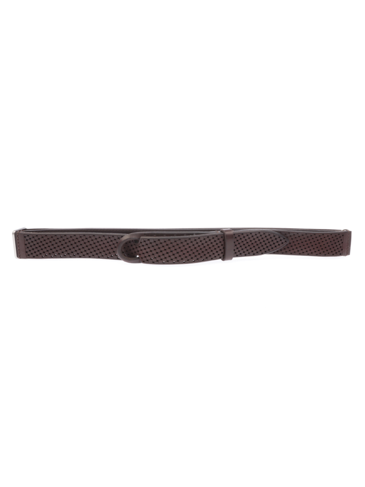 Picture of ORCIANI | Men's Nobuckle Bull Soft Belt