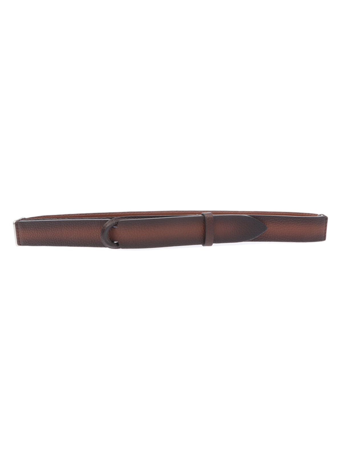 Picture of ORCIANI | Men's Nobuckle Micron Deep Belt