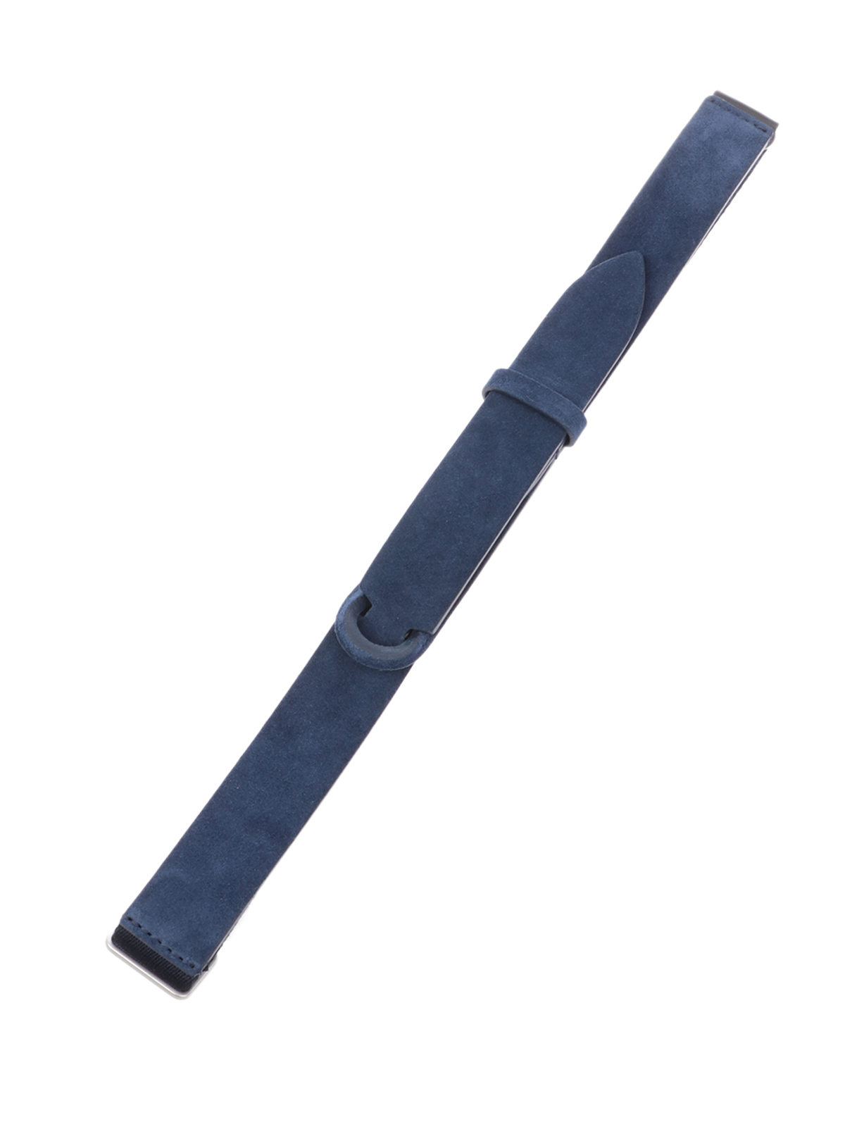 Picture of ORCIANI | Men's Nobuckle Suede Belt