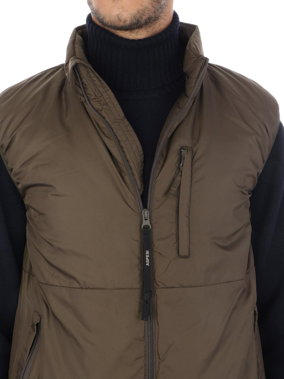 Picture of ASPESI | Men's Jil Padded Vest