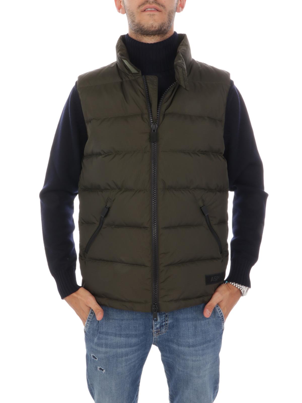 Picture of ASPESI | Men's Piuma Slim Quilted Vest