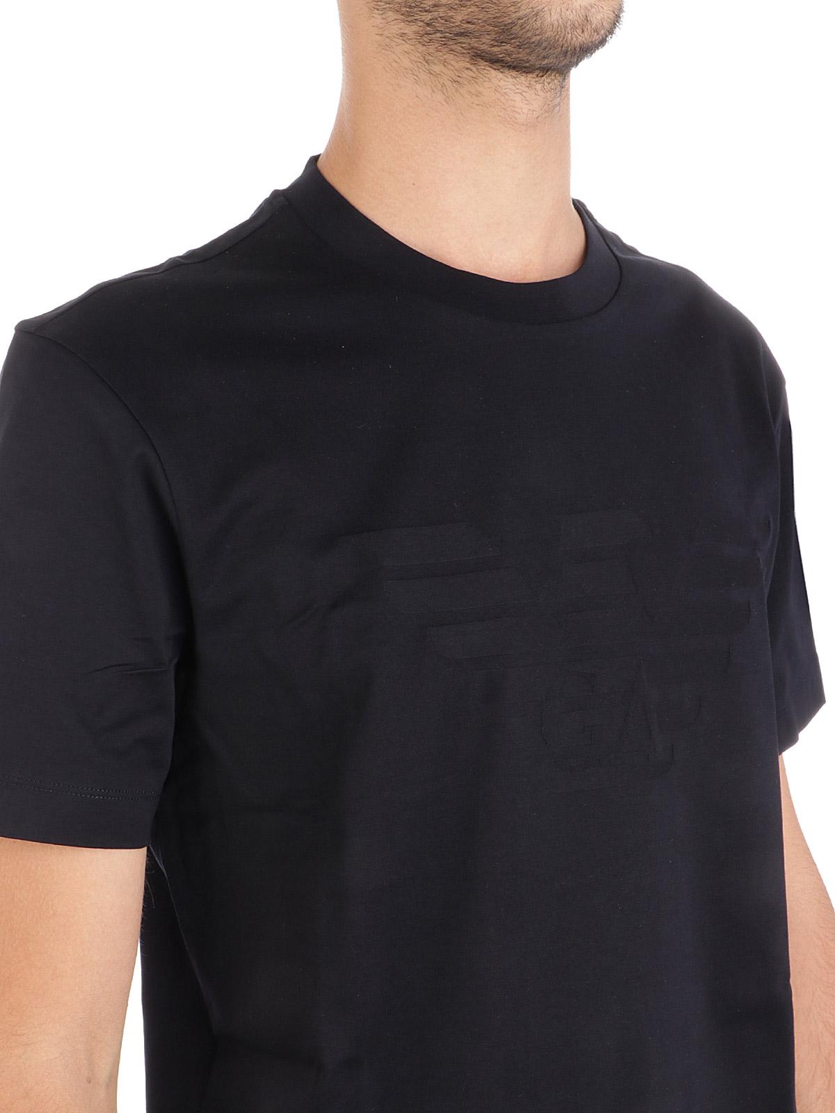 Immagine di EMPORIO ARMANI | T-Shirt Uomo Logo Rilievo
