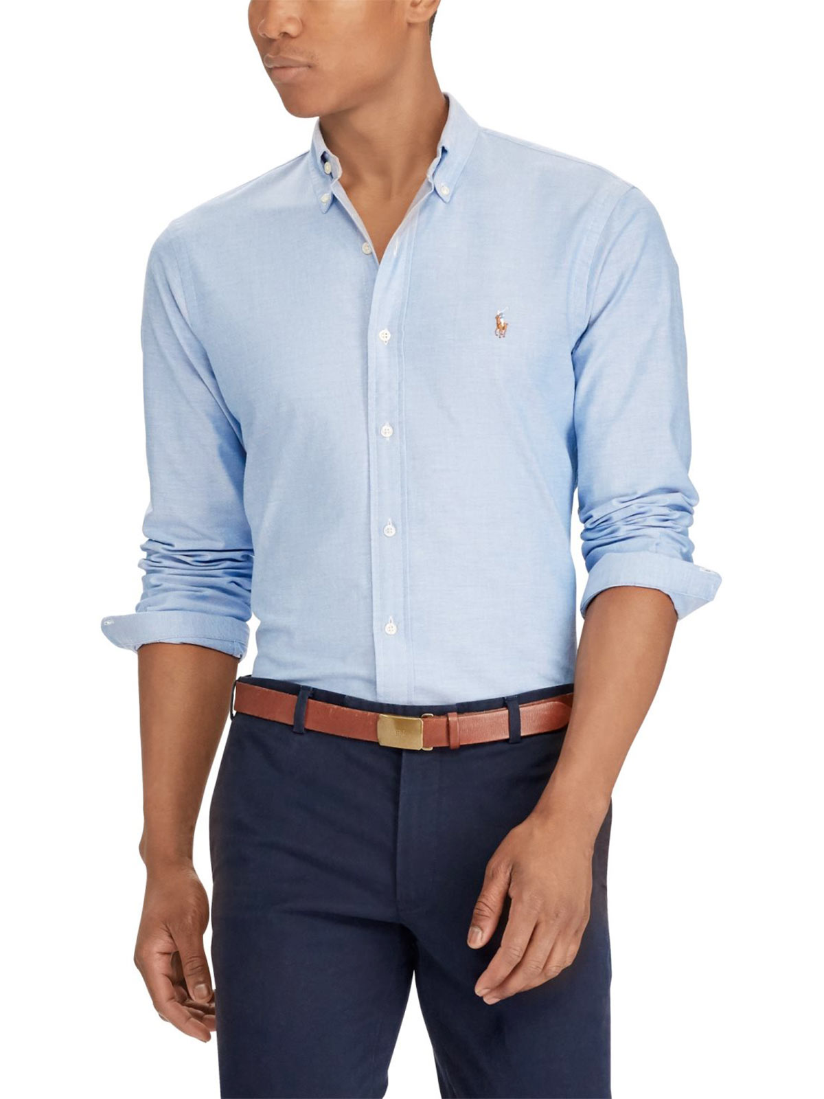 Picture of POLO RALPH LAUREN | Men's Cotton Sport Shirt