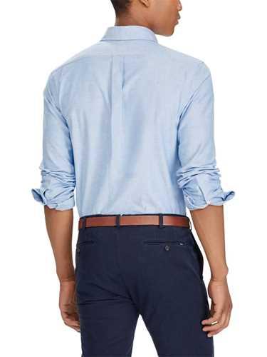 Immagine di POLO RALPH LAUREN   Camicia Uomo Sport in Cotone