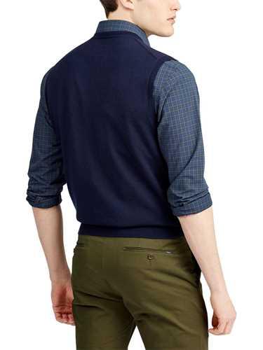 Picture of POLO RALPH LAUREN   Men's Merino Wool Vest