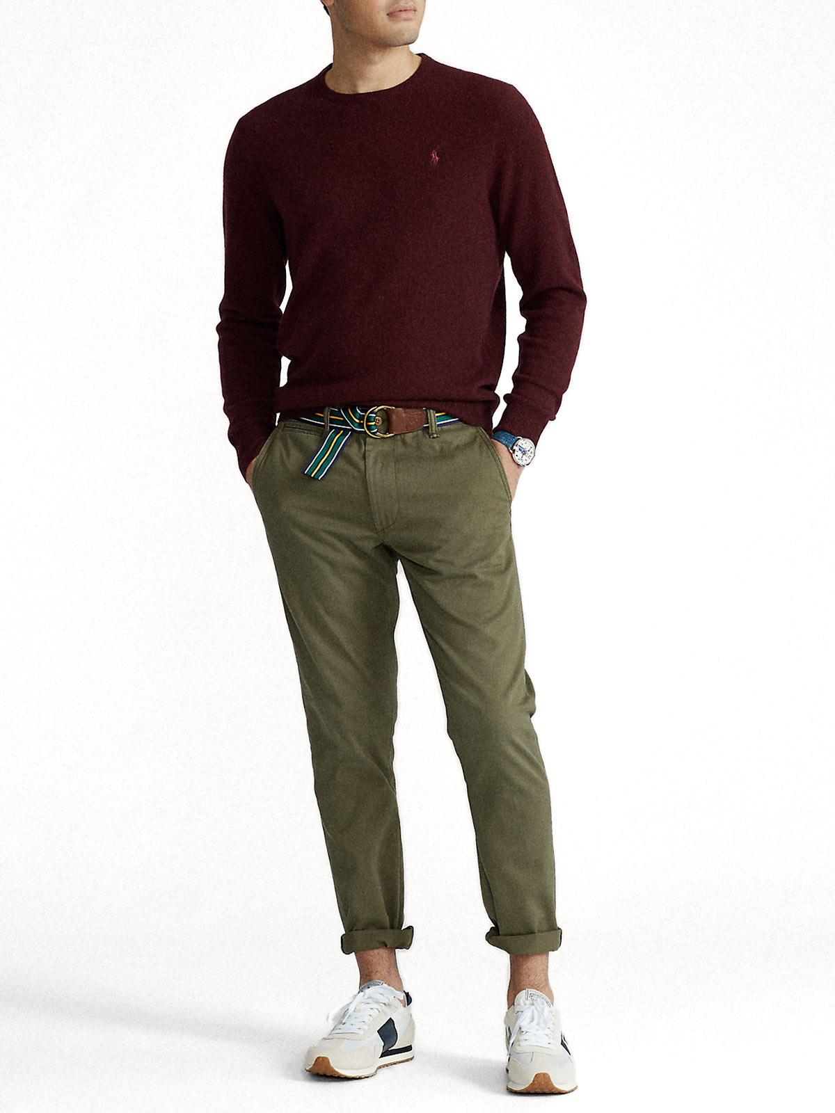 Immagine di POLO RALPH LAUREN | Pullover Uomo in Lana Merino