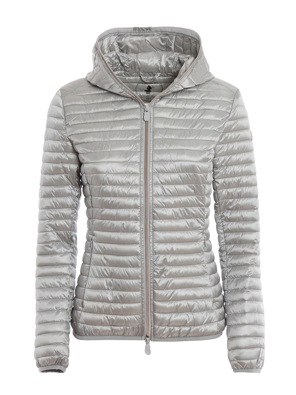Picture of SAVE THE DUCK | Women's Hooded Padded Jacket D3362W