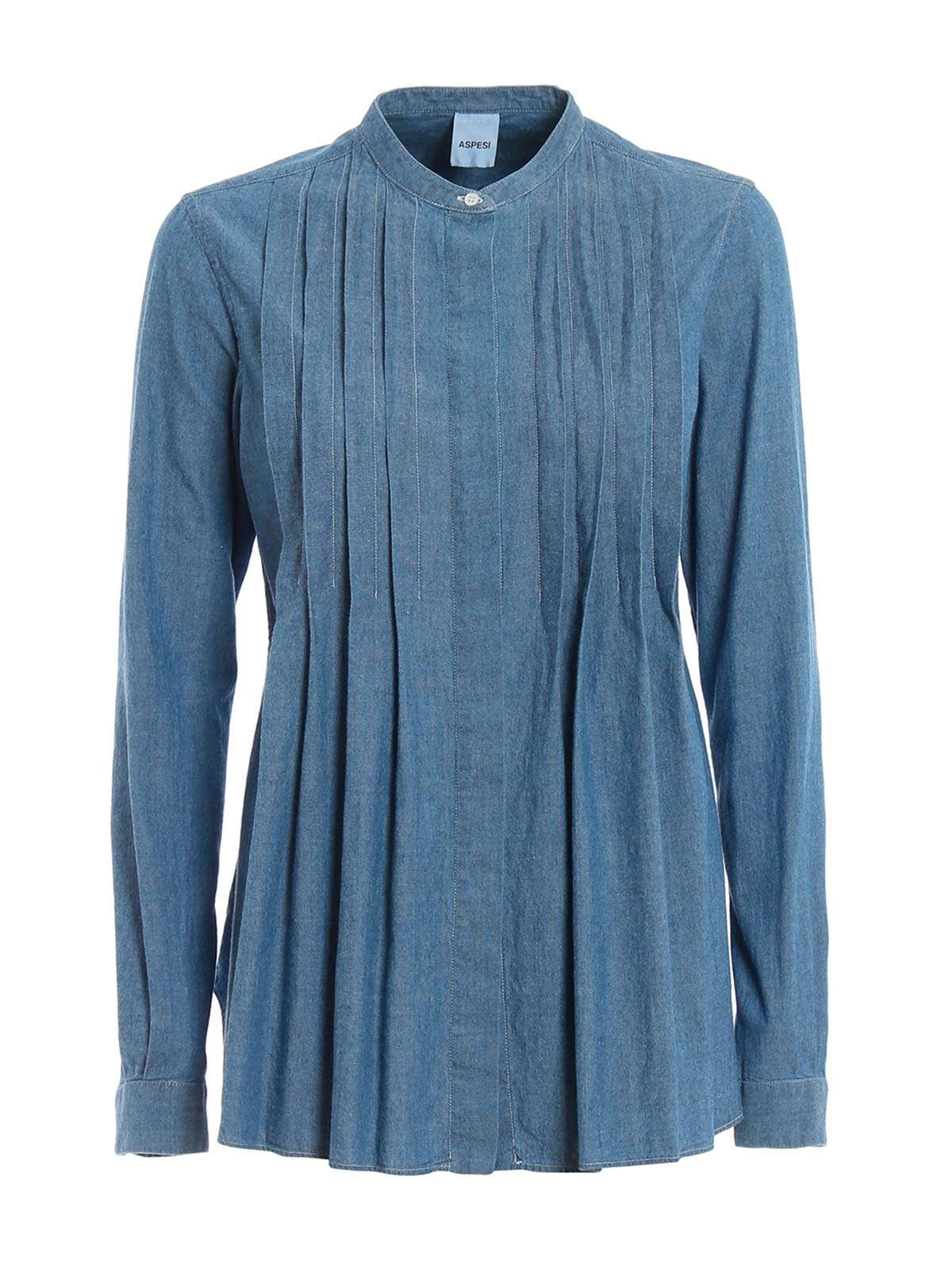 Picture of ASPESI | Women's Denim Shirt