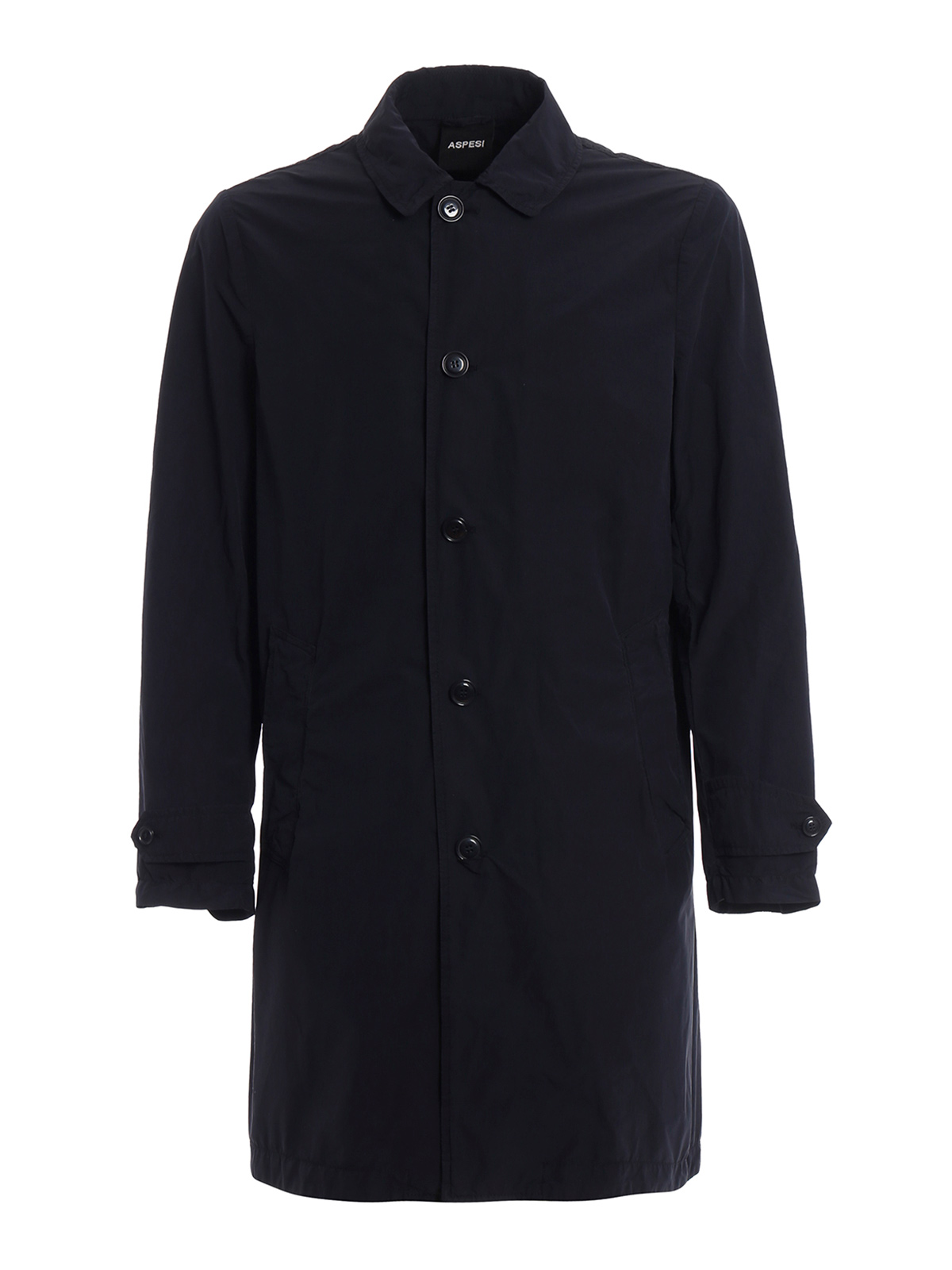 Picture of ASPESI | Men's Lemon Raincoat