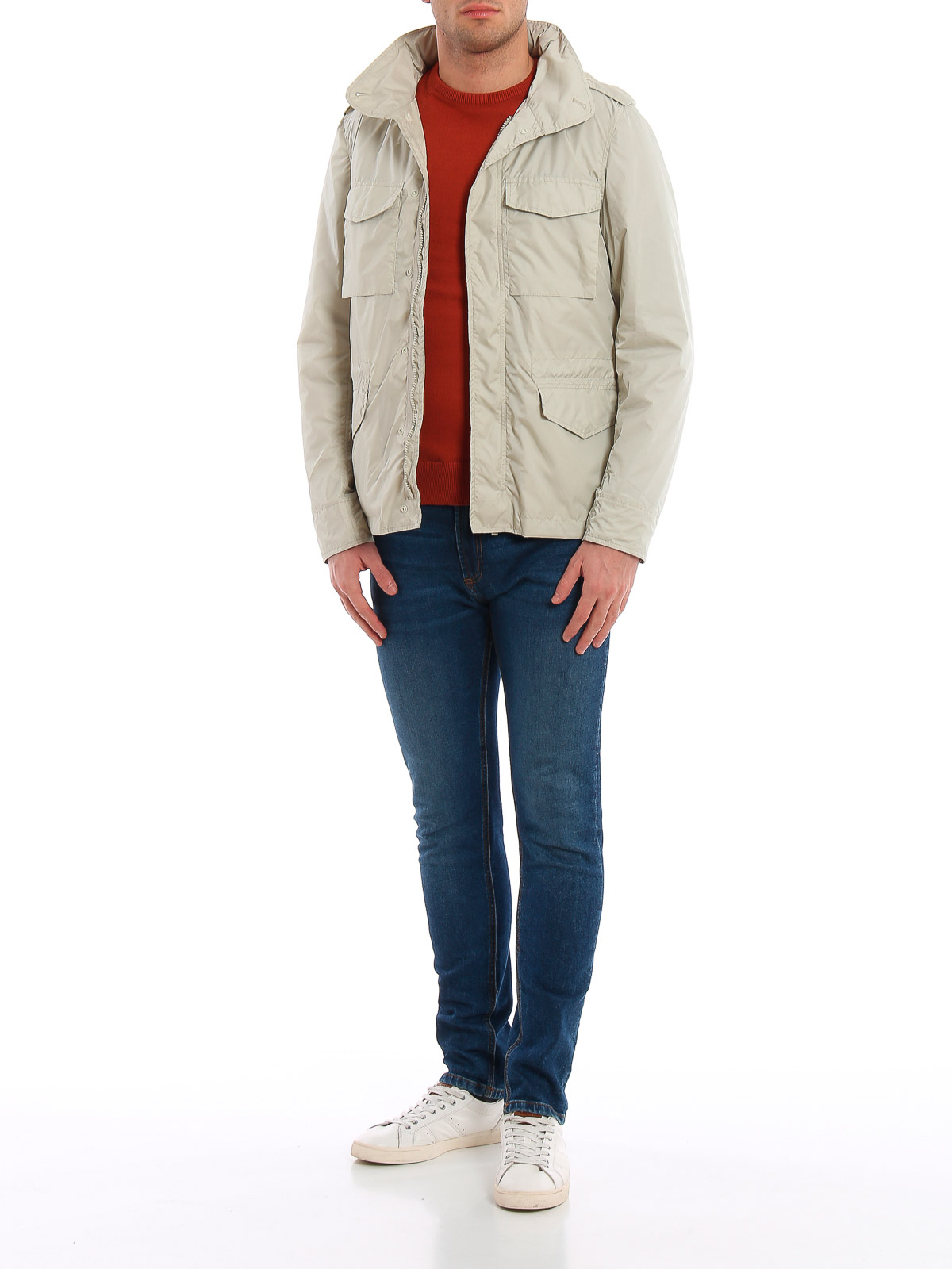 Picture of ASPESI | Minifield Vento Jacket