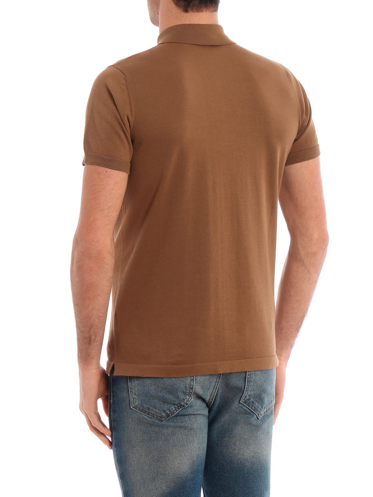 Picture of ASPESI | Men's Cotton Polo Shirt