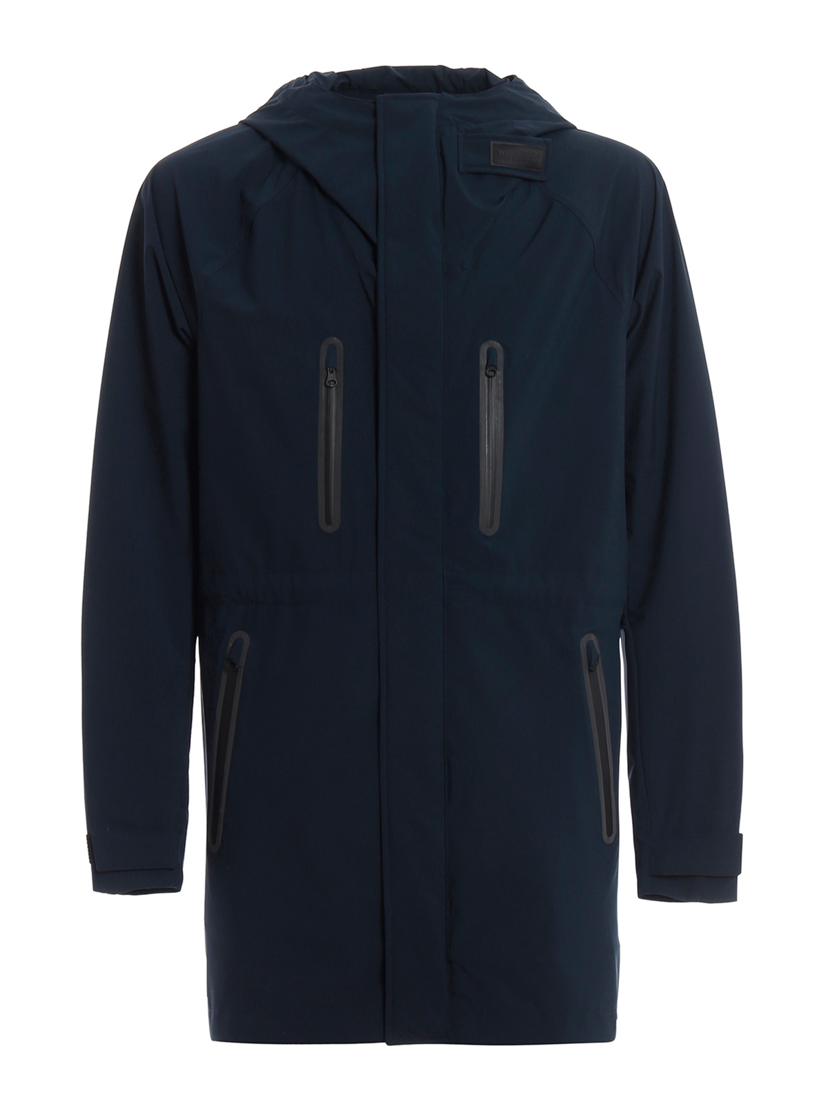 Picture of WOOLRICH | Men's Tech Spring Parka