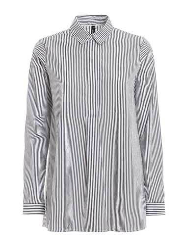 Picture of WOOLRICH | Women's Striped Poplin Blouse