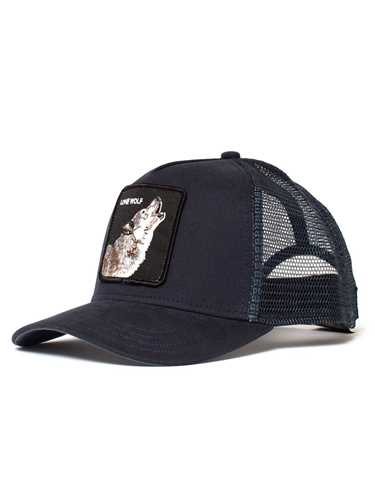 Picture of GOORIN BROS | Lone Wolf Trucker Hat