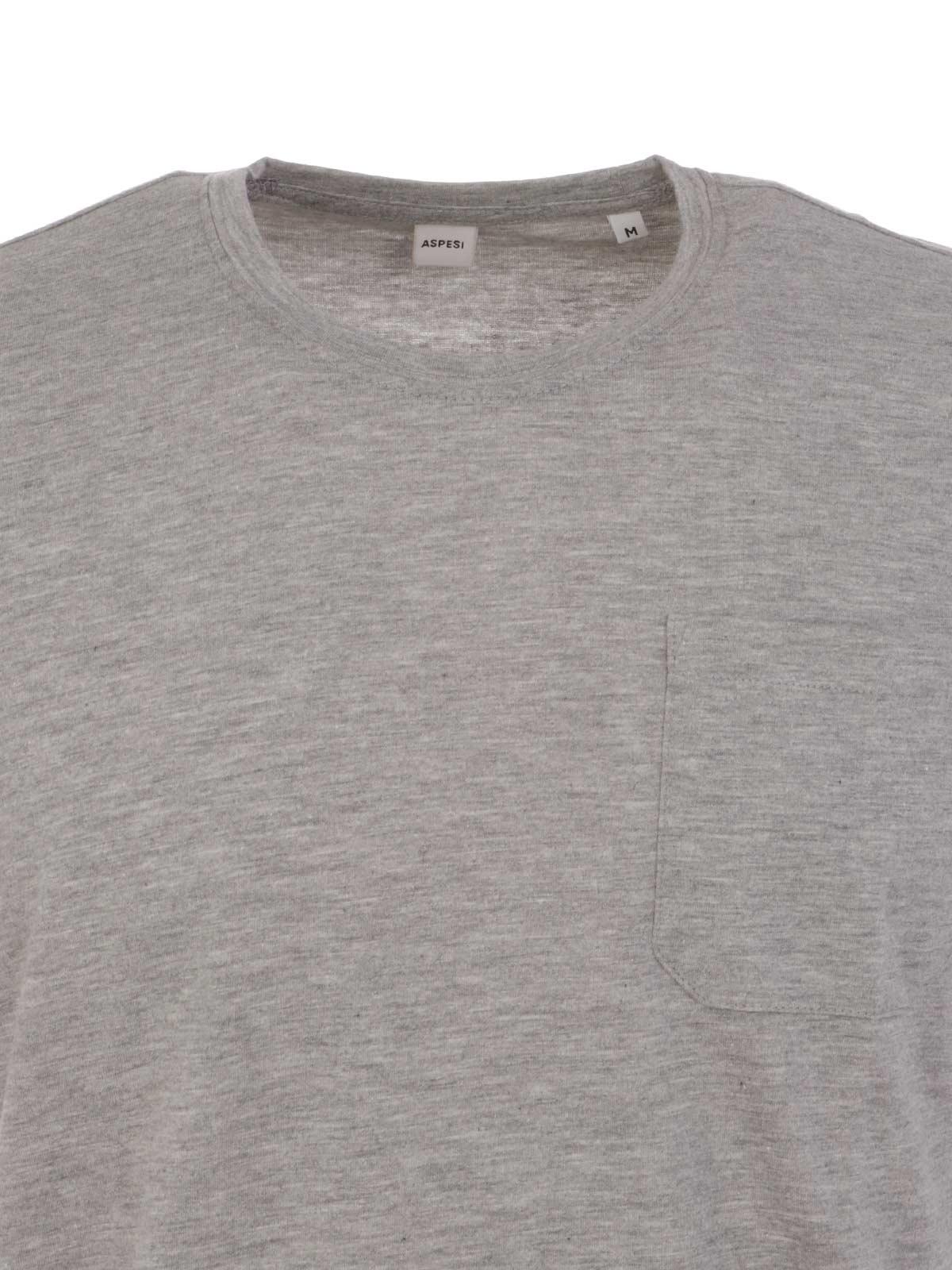 Picture of ASPESI | Men's Slim Fit T-shirt