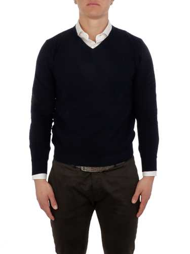 Picture of ALTEA | V-Neck Diamond Sweater