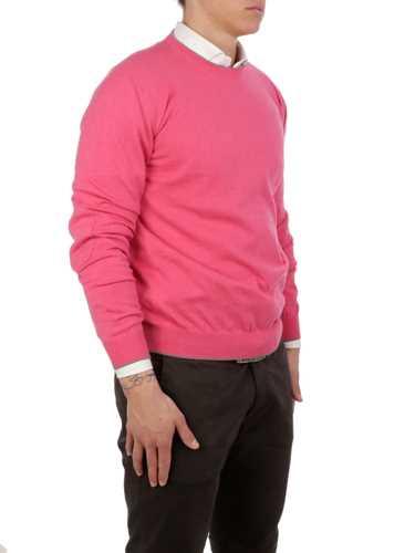 Picture of ALTEA | Men's Bordered Crewneck Sweater
