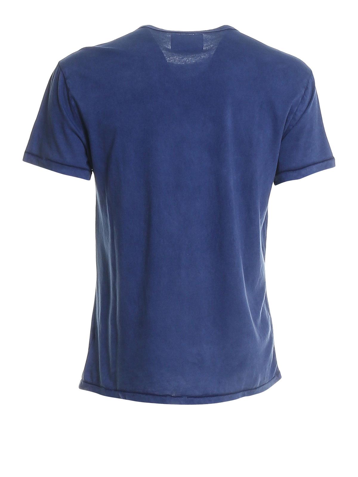 Picture of POLO RALPH LAUREN   Men's Eagle Print T-Shirt