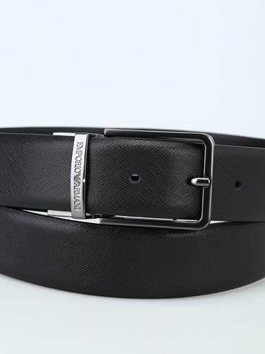 Picture of EMPORIO ARMANI | BELT TONGUE BELT