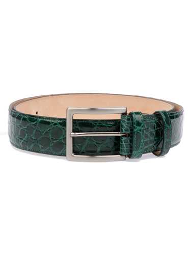 Picture of BOTTA&B| Mens' Crocodile Belt