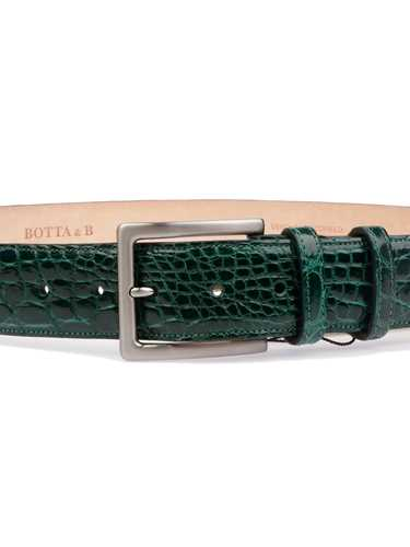 Immagine di BOTTA&B | Cintura Coccodrillo Uomo
