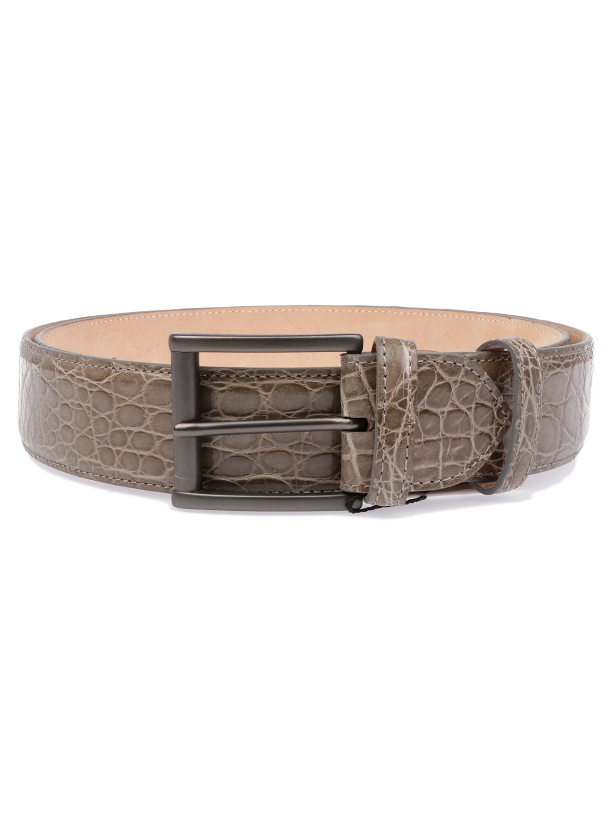 Picture of BOTTA&B | Mens' Crocodile Belt