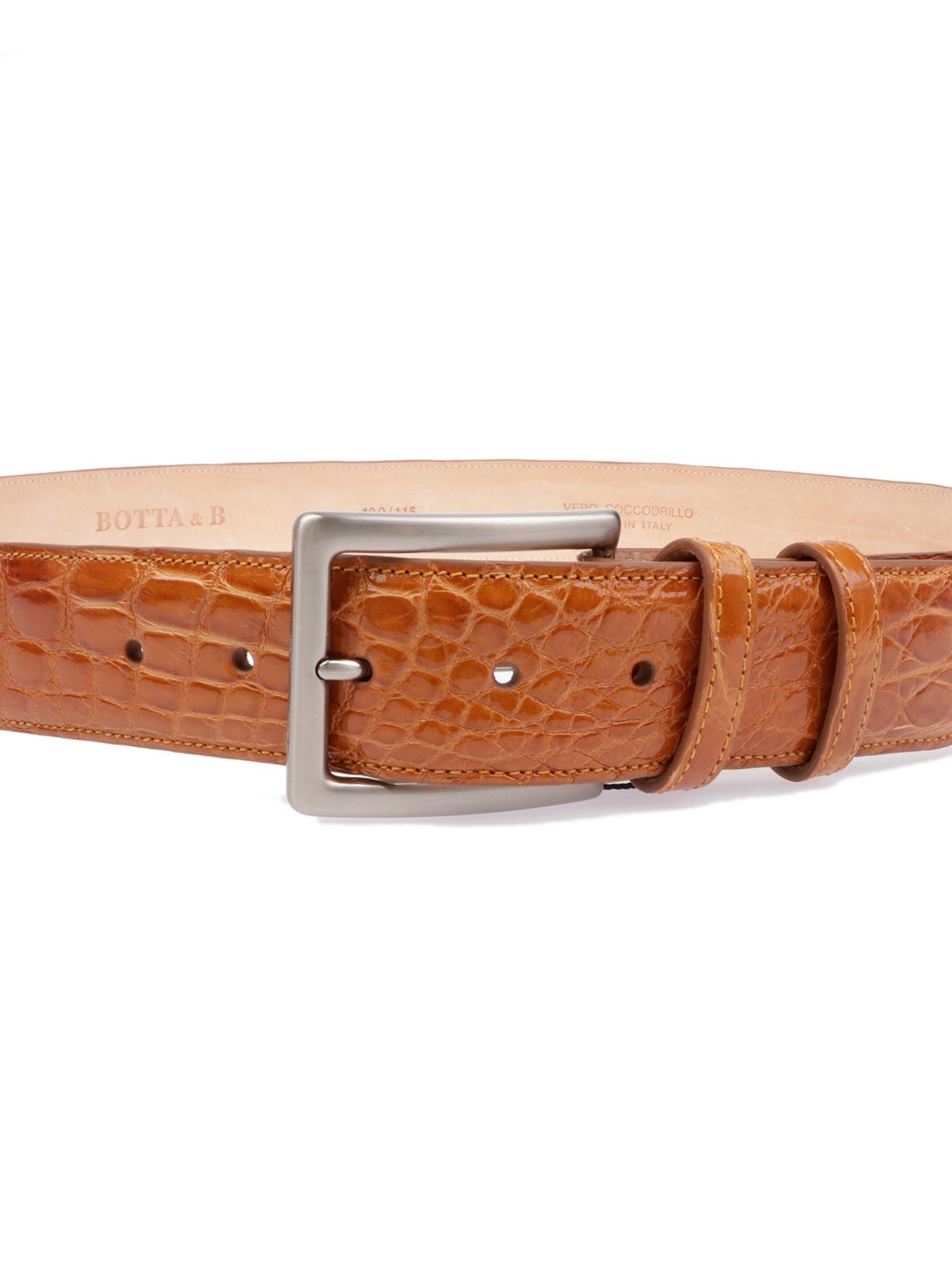 Picture of BOTTA&B | Men's Crocodile Belt